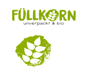 Logo Füllkorn unverpackt & bio